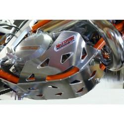 Sabot Aluminium KTM Free ride 250 AM 2014-2017