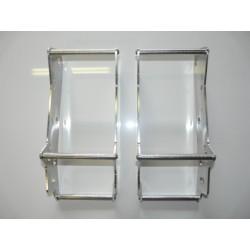 Arceaux de protection radiateur BETA RR 350/400/450/520 AM 2010-2019