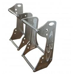 Arceaux de protection radiateur GASGAS EC 125/200/250/300 2Tps AM 2007-2011