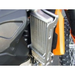 Arceaux de protection radiateur EXCF 450/500 AM (2012 à 2014) - KTM + 450/501 FE (2009 à 2014) - Husaberg