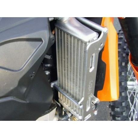 Arceaux de protection radiateur KTM EXC-R/F 400/450/530 AM 2008-2011