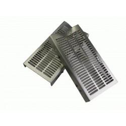 Grilles de protection radiateur GASGAS 125/200/250/300 EC AM 1999 à 2006