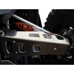 Protections de triangles AV en aluminium POLARIS 900 RZR XP
