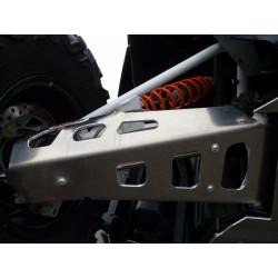 Protections bras AV en aluminium POLARIS RZR 1000 / TURBO