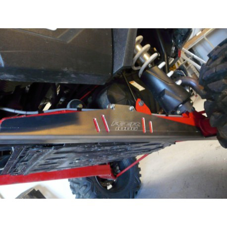 Protection de bras oscillant AR en Alu POLARIS RZR XP 1000 / TURBO