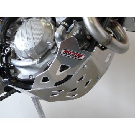 Sabot Aluminium KTM EXCF 250/350 AM 2017-2019
