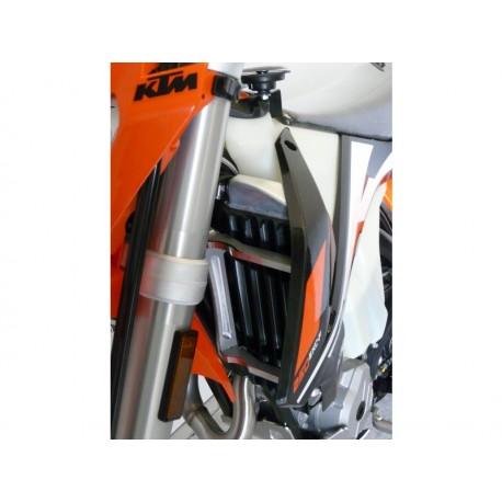 Protection de radiateur KTM (2 temps + 4 temps) AM 2017-2019