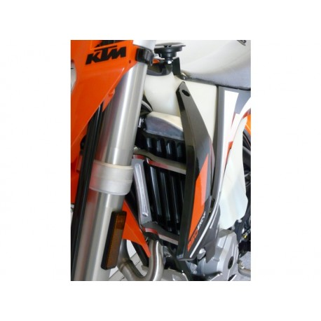 Protection de radiateur KTM (2 temps + 4 temps) AM 2017-2020