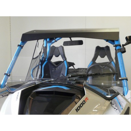 Pare brise avec essuies glaces MAVERICK 1000 XC - Can-Am