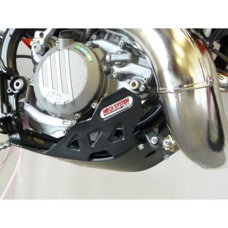 Sabot en Polyéthylène KTM EXC 250/300 AM 2017-2019