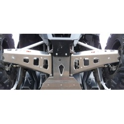 Protection de triangles AV en aluminium POLARIS 800 RZR S