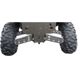 Protection de triangles AR en aluminium POLARIS 800 RZR S