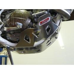 Sabot aluminium HUSQVARNA FE 450 AM 2014-2016