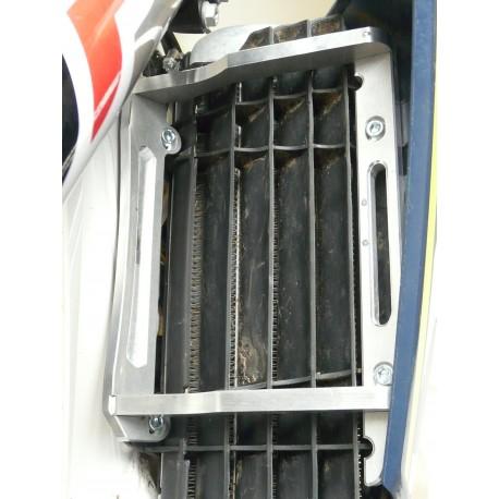 Protection de radiateur HUSQVARNA 2Tps/4Tps + KTM Six days  AM 2017-2020