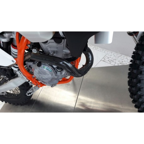 Protege collecteur KTM / HUSQVARNA  250 4 Tps AM 2017-2019
