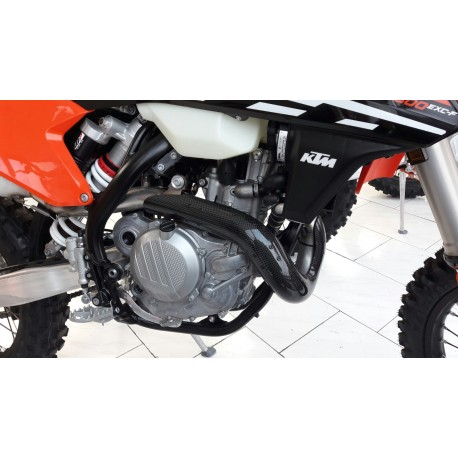 Protege collecteur KTM / HUSQVARNA  450/500 4 Tps AM 2017