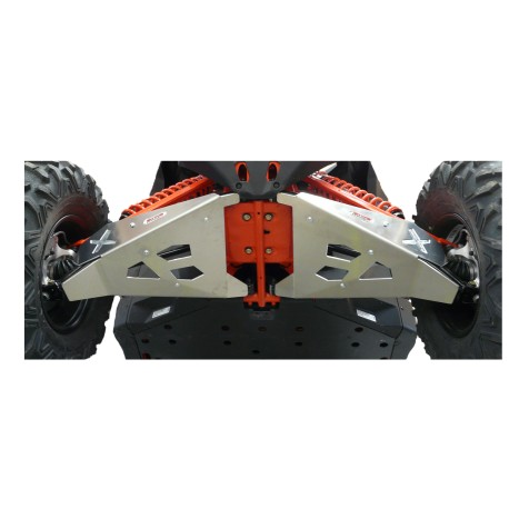 Protections de triangles AV en ALU CAN AM 1000 X3