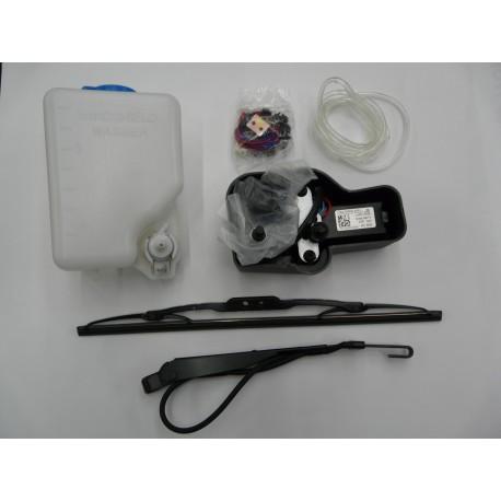Kit moteur essuie glace 175° + kit lave glace