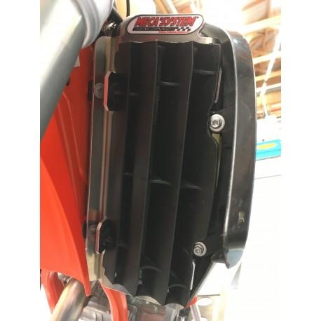 Arceaux de Protection de Radiateurs + Demontage rapide de la grille KTM 2/4 Tps AM 2017-2021 HUSKY AM 2017-2019