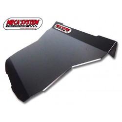 Toit en Aluminium laqué noir RZR 900/ 900 S/1000 S / 1000 XP / 1000 TURBO  - POLARIS