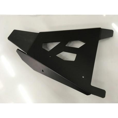 Protections de triangles AV en PEHD CAN AM 1000 MAVERICK X3