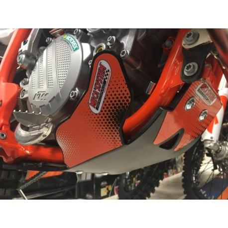 Sabot PEHD + kit deco KTM 85 SX AM 2018-2019