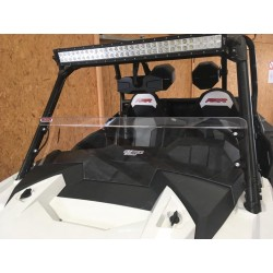 Demi Pare Brise en Polycarbonate - RZR 1000 XP Turbo- POLARIS