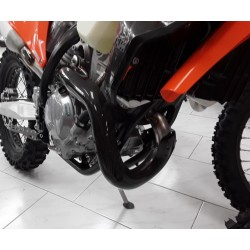 Protège collecteur carbone KTM 350 EXCF/ HUSQVARNA 350 FE AM 2020