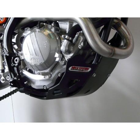 Sabot PEHD KTM 250/350 EXCF AM 2020-2021